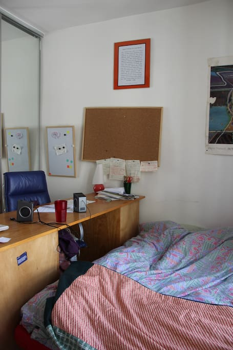 Votre chambre/Your room
