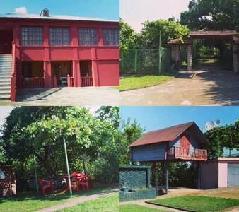 Tamo's house