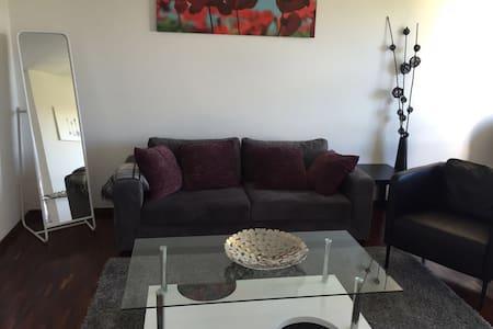 Furnished apartment Geneva - 1 bedroom studio - Chêne-Bougeries - Lakás
