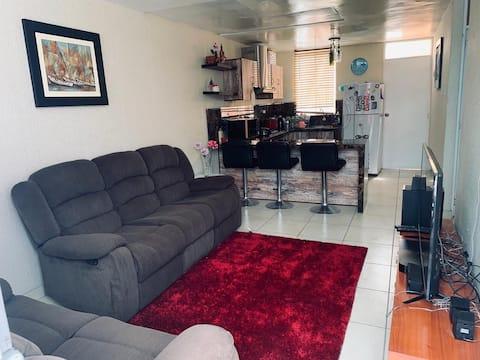 Casa Cero Stress ( muy cómoda y acogedora)