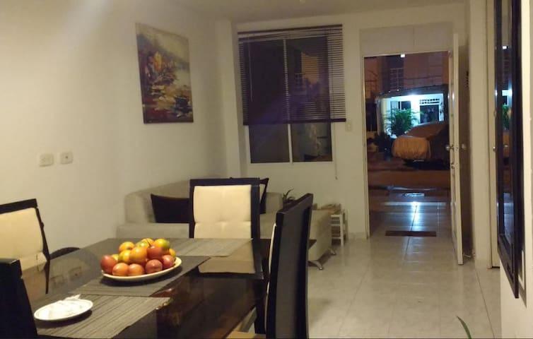 Apartamento en Valledupar.