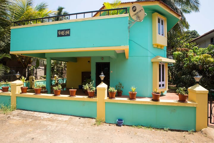 Cozy Goan Home Away From Home