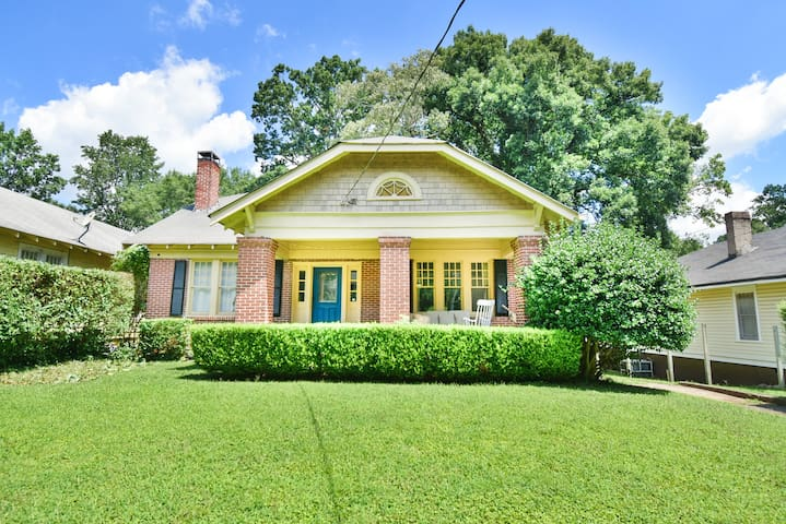 1930s Atlanta Bungalow Minutes from Downtown