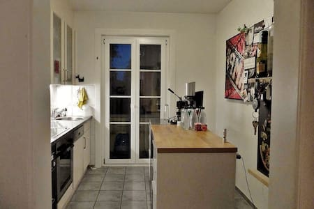 Cozy apartment 5 * - Bern - Pis