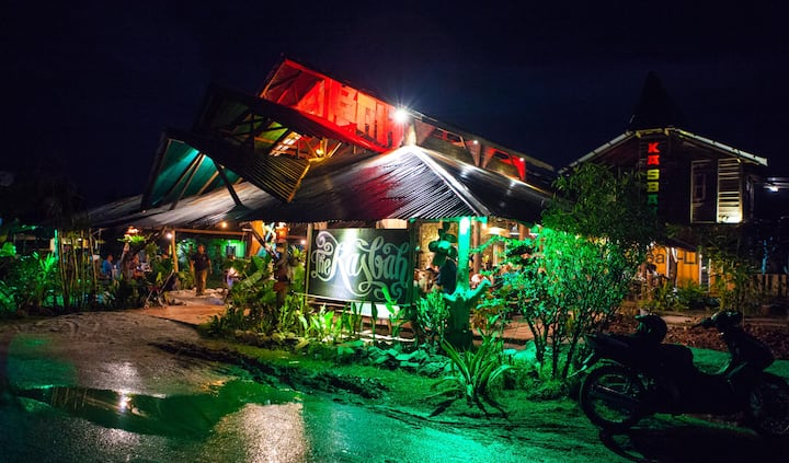 The Kasbah - Dormitory - Langkawi Cenang