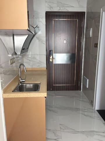 欧洲情侣公寓 - Foshan - Apartament