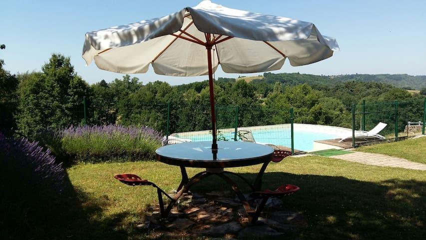 Charmante petite maison avec piscine Dordogne