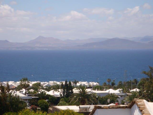 Playa Blanca Casa Talessa 2 bedrooms, 1 bathroom