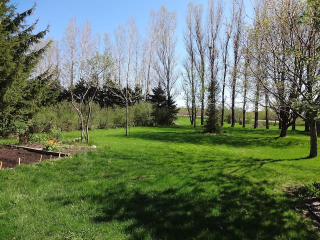 House + Huge Backyard, 10 min. to Old Quebec - Ville de Québec - Ev