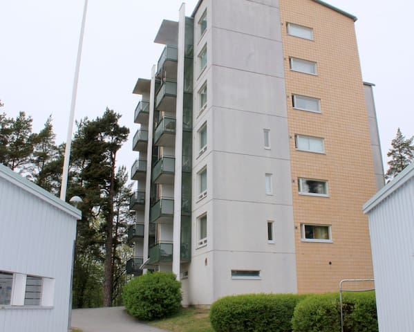 Forenom one bedroom apartment in Turku