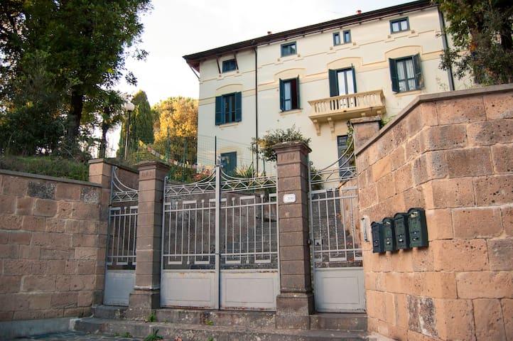 Appartamento a Villa Pinelli, Pitigliano.