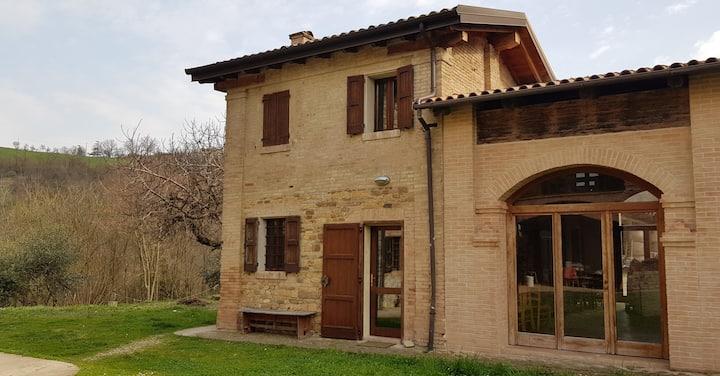 Casa indipendente sui colli di Maranello