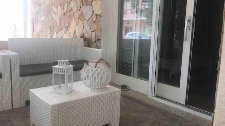 Modern apartment near Porto Pino and Sant'Antioco