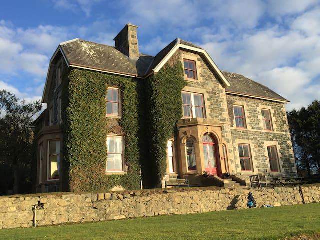 Tymawr, Family County House Snowdonia near Tywywn - Gwynedd - Talo