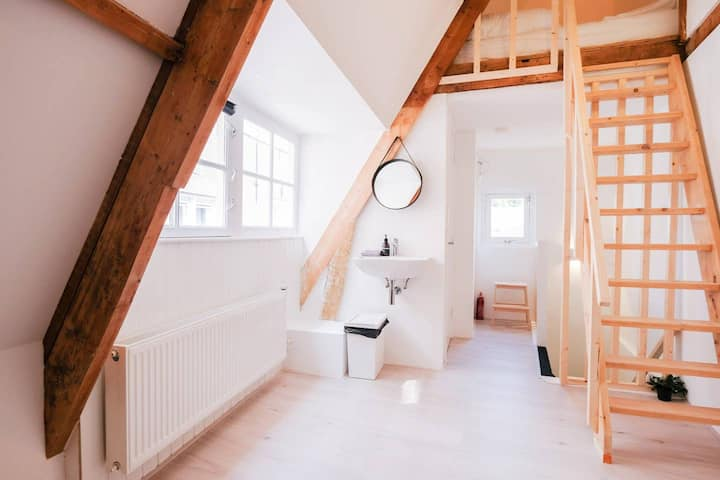 Haarlem City Rooms: Private room for 6 persons