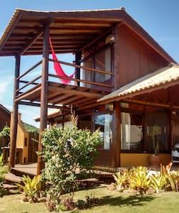 Casa de Praia II - Rosa Sul - 因比圖巴 - 獨棟