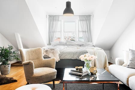 Central Penthouse in the Heart of Malmö - Malmö - Wohnung