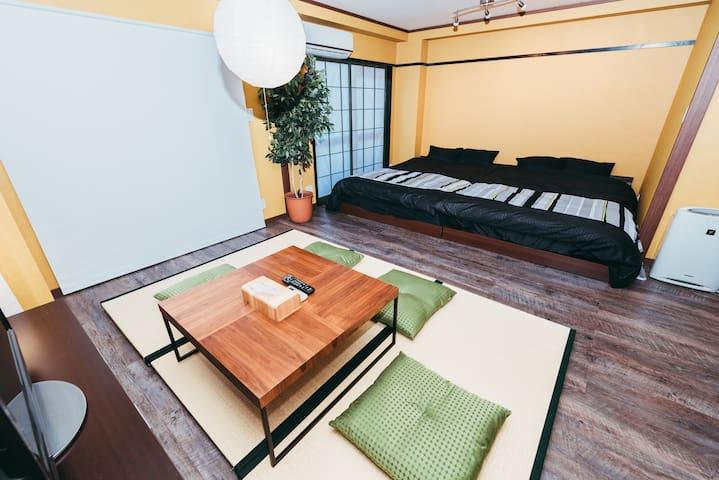 【OpenSale!】JPN modern Nagoya 5min FreWifi jetbath