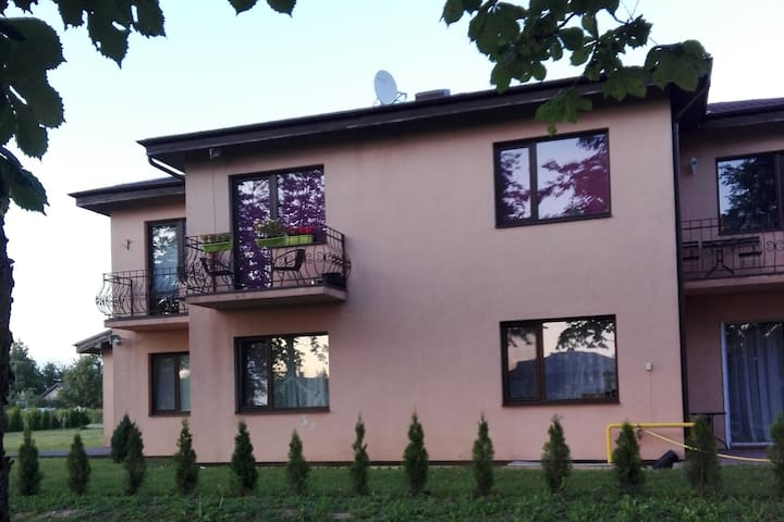 Modern 3-bedroom apartment in Bauska