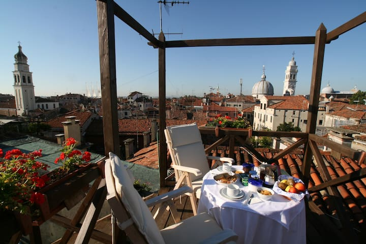Casa del Sole - The heart of Venice