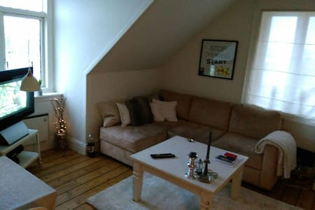 Wonderful town house apartment! - Frederikssund