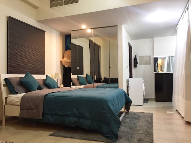 Luxury studio - THE CHEAPEST PRICE - Dubai - Appartamento