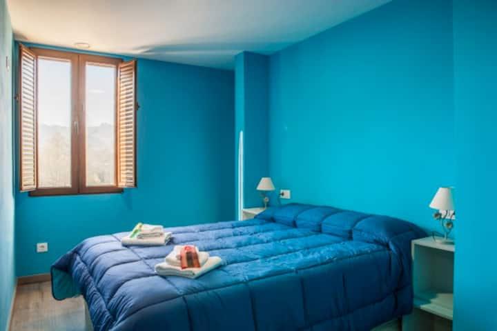 Villa Palatina Superior Hostel - Doble cama Matrimonio - Tarifa estandar