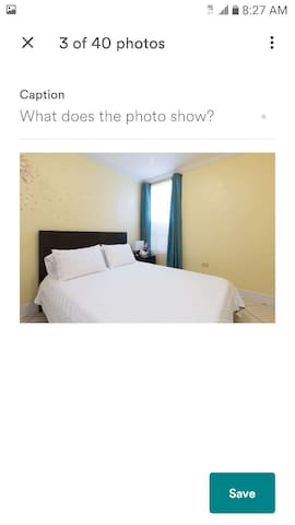 Guest room in Wynwood area