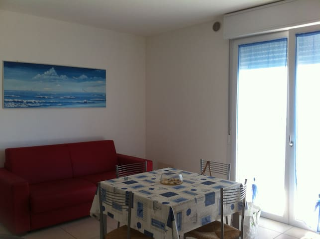 Big Flat in front of Jesolo Beach - Lido di Jesolo - Huoneisto
