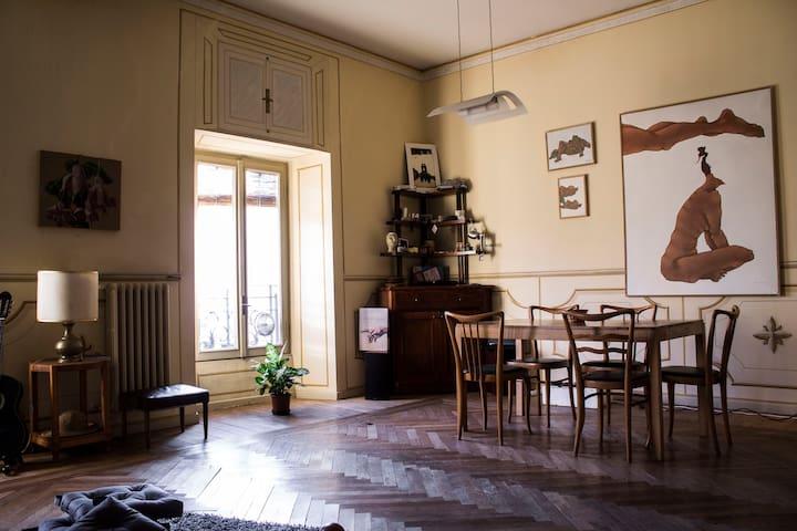 LOFT Casa d'artista, nel centro di Salò