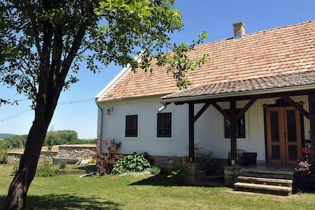 Barnag village house