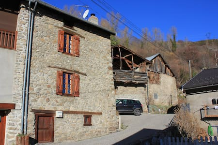 Authentique maison de village montagnard 70m2