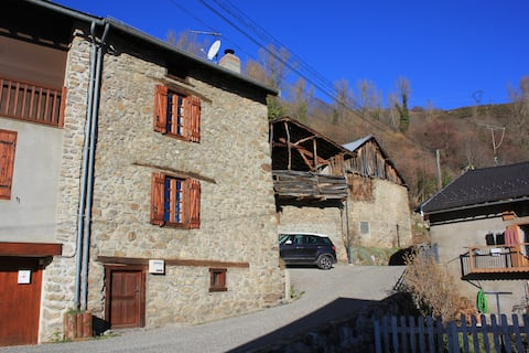 Authentic mountain village house 70m2