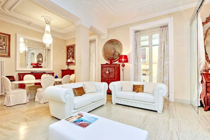 Spanish Steps Luxury House with terrace - Roma - Apartamento