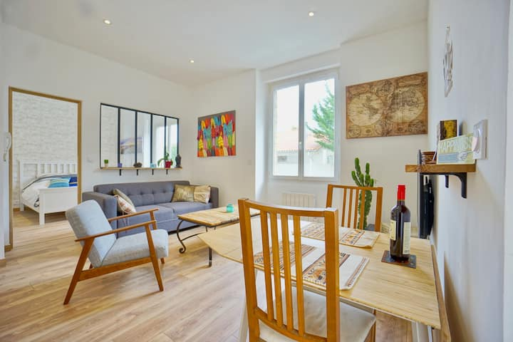Charming apartment perfect for couples