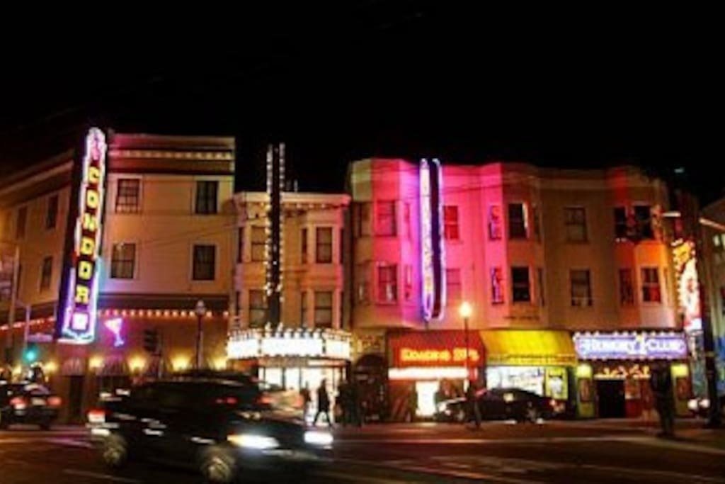 going out in PB? nightlife is very close by and is only a 7$ Uber ride away
