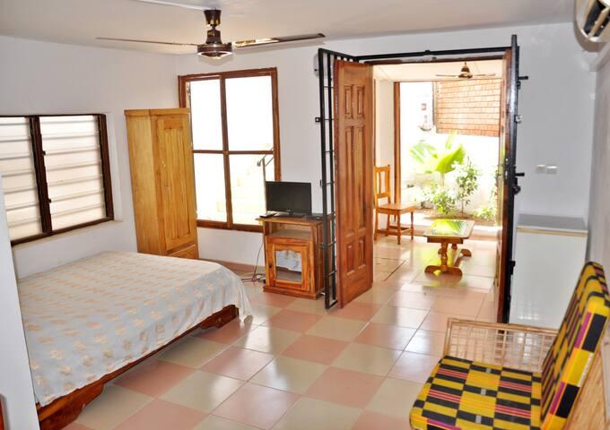 Maison Studio Lomé Centre - Lomé - Dům