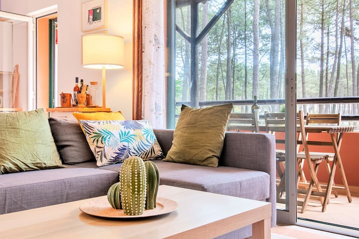 Aroeira by the sea & golf apartment