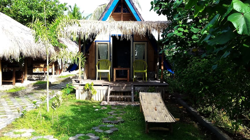 The Only Local Experience Bungalow in Lembar