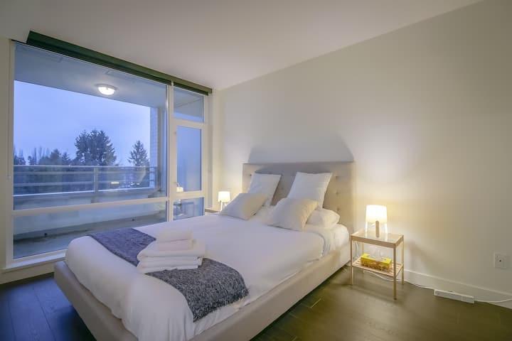 Brand New One-bedroom Apartment