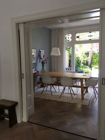 Lovely family house close to beach and Amsterdam!