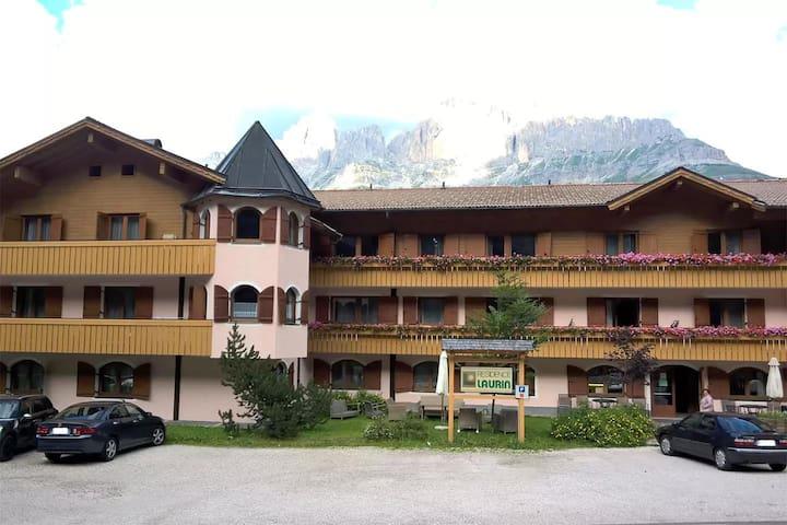 Bilocale presso il Residence Laurin - Welschnofen - 아파트