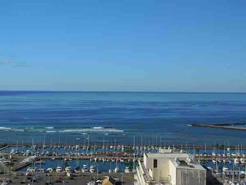 Newly~*  Panoramic Ocean View~ 2bed/2beth/2parking