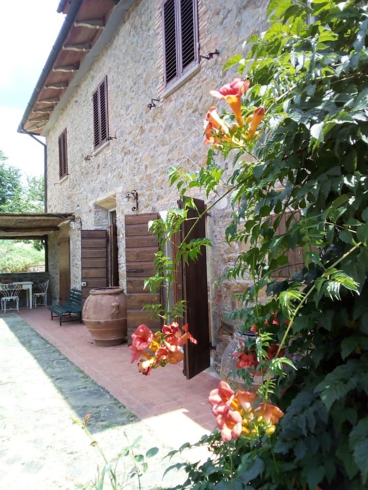 Nonno Gastone (Tuscan Countryside)