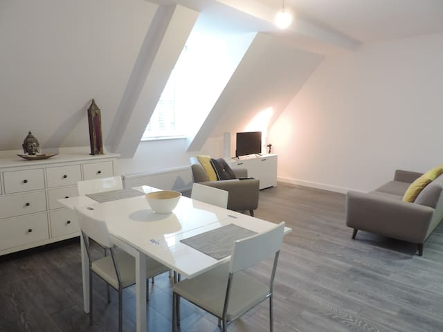 A Stylish stay in Peterborough - 5* accommodation - Peterborough - Lägenhet