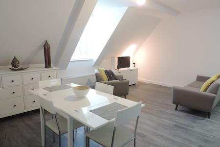 A Stylish stay in Peterborough - 5* accommodation - Peterborough - Leilighet