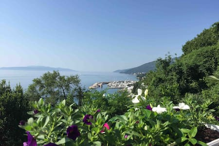 "Studio ""Erik"" Opatija with sea view & free parking"