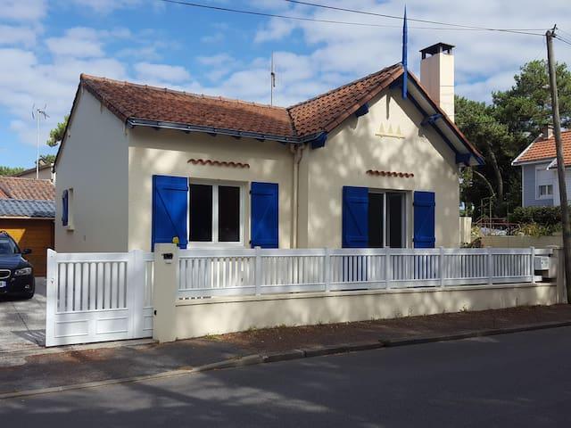Maison Brévinoise, idéal en famille ou entre amis.