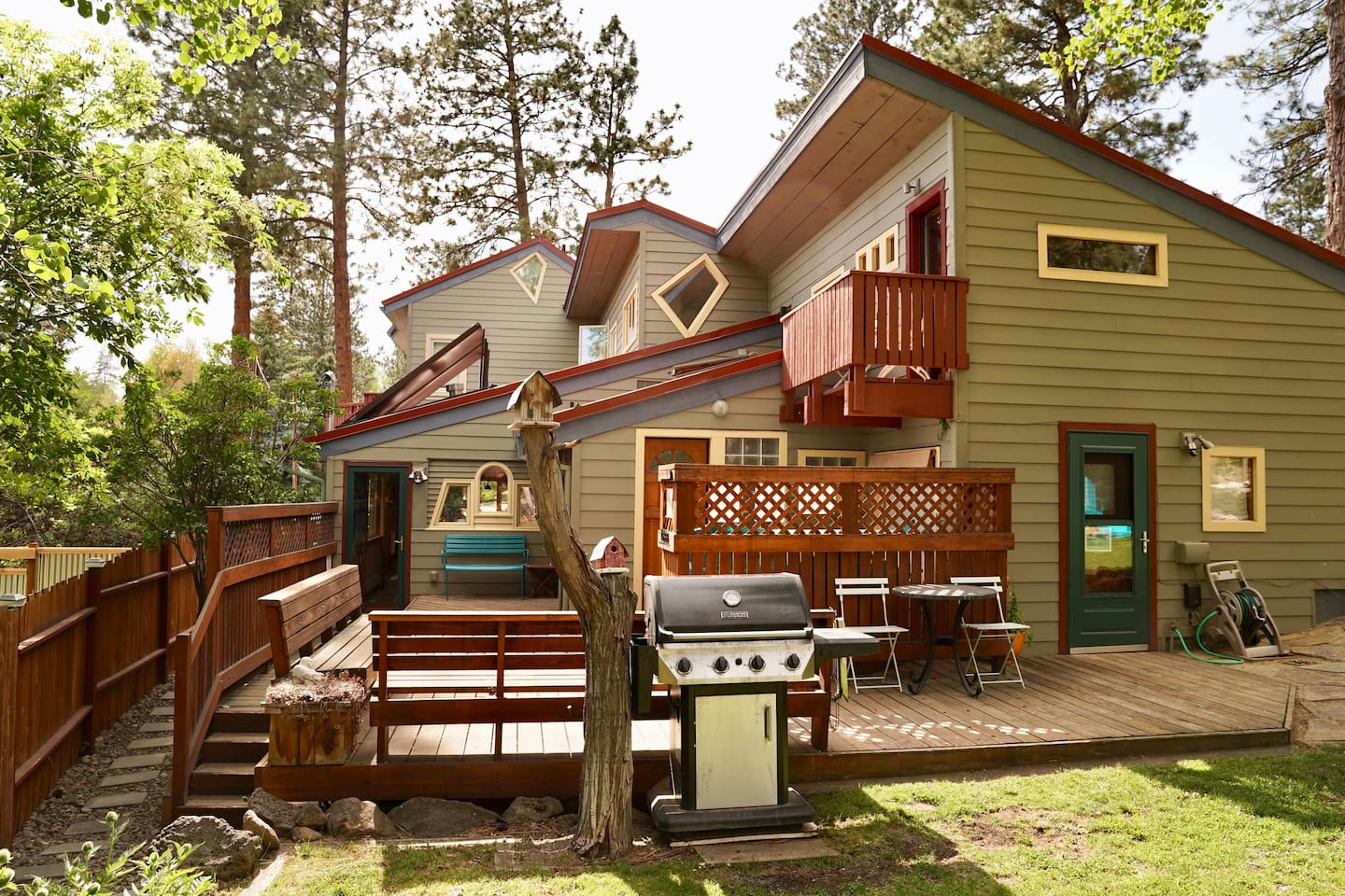 The Garden Apartment (Hot Tub) - Apartments for Rent in Bend, Oregon ...