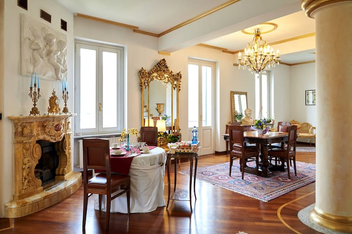 Villa Puccini B& - BBUTTERFLY room